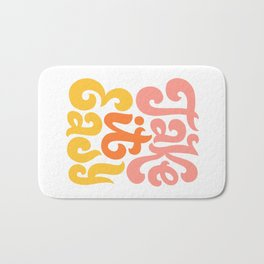 Take it Easy Bath Mat