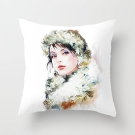 christmas5 Throw Pillow