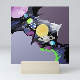 Deep Space Mini Art Print