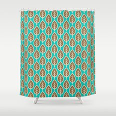 Leafage Shower Curtain