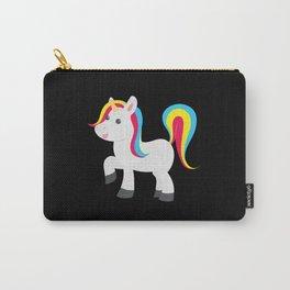 Unicorn Rainbow Rainbow Unicorn Gift Carry-All Pouch