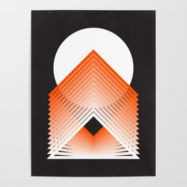 Supra Moon Poster
