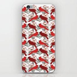 Little Cardinals iPhone Skin