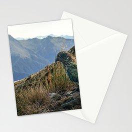 Kea, Fiordland National Park Stationery Cards