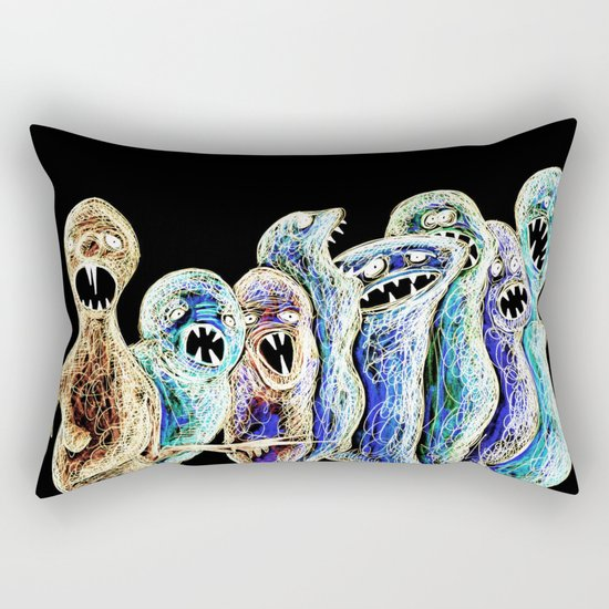 HALLOWEENERS Rectangular Pillow