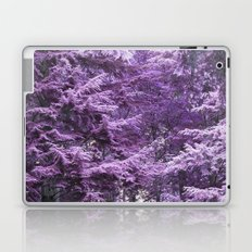 Infrared Trees Forest Laptop & iPad Skin