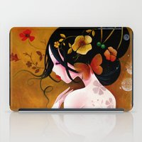 copper iPad Cases featuring Copper by Sybile Art