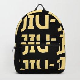 Jiu-Jitsu Repeating Backpack