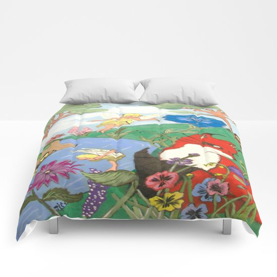 Fox And The Fairy Comforters