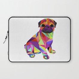 Pug Dog Molly Mops Laptop Sleeve