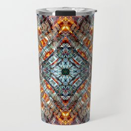 Narra Abstract 03 Travel Mug