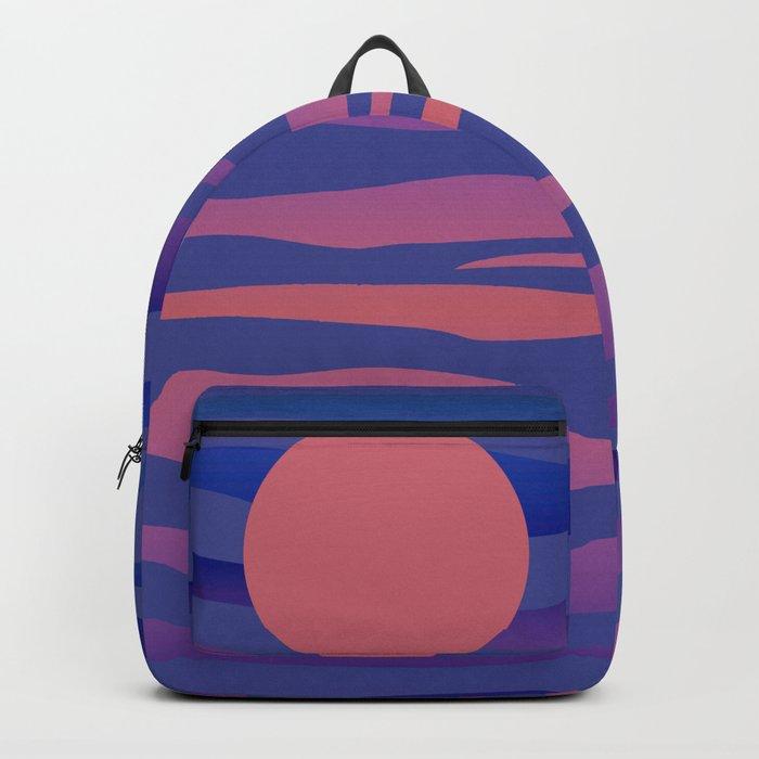 WOW Sunset #society6 #buyart #decor Backpack
