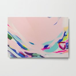 Wild Ones #1 - abstract painting Metal Print