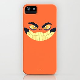 Monster Mugs - Smiley iPhone Case