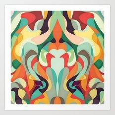 Alint Art Print
