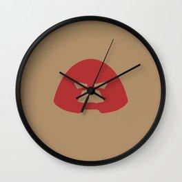 Juggernaut Helmet Wall Clock