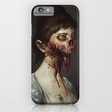 Old Zombie Portrait Slim Case iPhone 6s