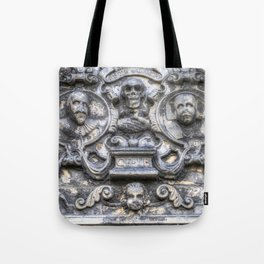 Guards Of The Tomb Tote Bag
