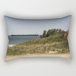 Onwards Rectangular Pillow