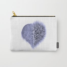 Messy Heart Carry-All Pouch