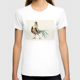 The Artsy Rooster T-shirt
