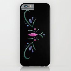 Anna Coronation Embroidery iPhone 6s Slim Case