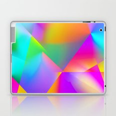 Expressionist Cubes Laptop & iPad Skin