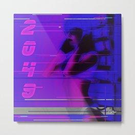 2049 Metal Print