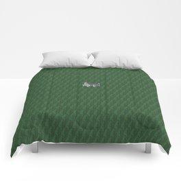 German Castle Comforters