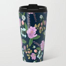 Golightly Flowers Travel Mug