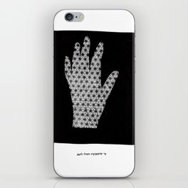 Until the Fingers Began To Bleed 1 iPhone Skin