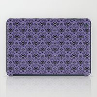 haunted mansion iPad Cases featuring Haunted Mansion Wallpaper by MiliarderBrown