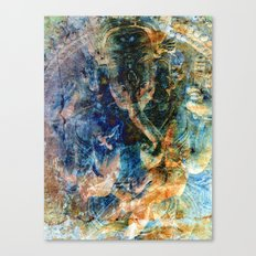 Spirit of Ganesh Canvas Print