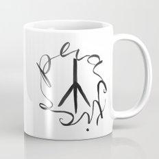 Practice Peace Mug