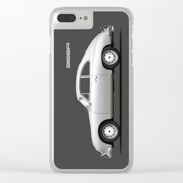 The 356A Coupe Clear iPhone Case