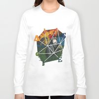 destiny Long Sleeve T-shirts featuring Destiny by CamiloGarcia