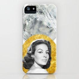 Maria Felix iPhone Case