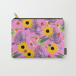 Caitlin Loves Nature Carry-All Pouch