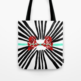 Wonderful Water World Collection- Kissy Faced Fishies by Studio Ebon D'zynz Tote Bag