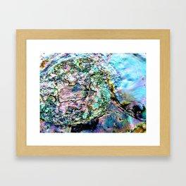 Sea Treasure Framed Art Print