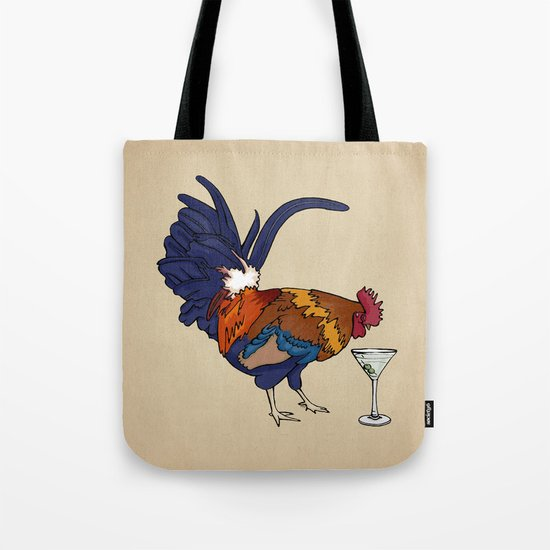 Cocktails Tote Bag