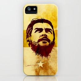 """Ernesto """"el Ché"""" Guevara iPhone Case"""