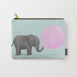 Jumbo Bubble Carry-All Pouch