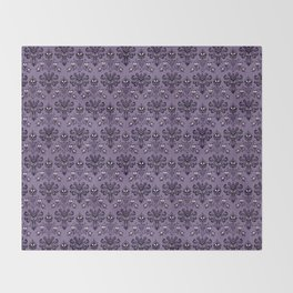 The Haunted Mansion Throw Blanket