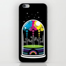 Toy City iPhone Skin