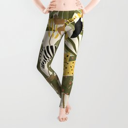 Th Jungle Life Leggings