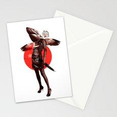 Shark Lady · Honey, what do you do for money? Stationery Cards