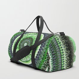 Living Forest Mandala Duffle Bag