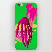 bones iPhone & iPod Skins featuring Bones by Love2Laugh