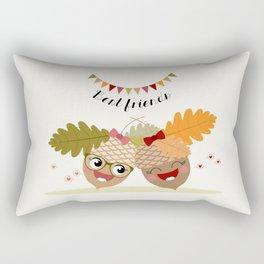 Best friends Rectangular Pillow